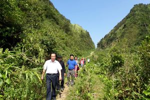 Lào Cai: Say mê với văn hóa dân tộc Tày