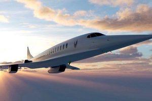 Năm 2021: Máy bay siêu thanh chở khách Overture sẽ cất cánh