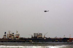 Mỹ bắt giữ 4 tàu chở dầu liên quan đến Iran