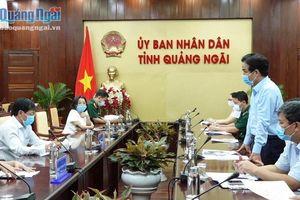 Quảng Ngãi tích cực rà soát người dân từng đi đến các bệnh viện ở Đà Nẵng
