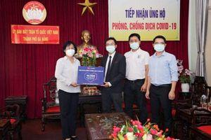 Lazada Việt Nam trao tặng 10.000 bộ trang phục bảo hộ y tế cho Đà Nẵng