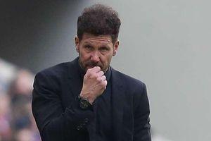 Atletico thua RB Leipzig, HLV Simeone thừa nhận sự thật phũ phàng