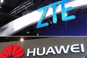 Ấn Độ loại Huawei và ZTE khỏi vòng thi tuyển 5G