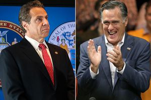 Bầu cử 2024 có thể là cuộc đối đầu giữa Thống đốc Cuomo và Nghị sĩ Romney