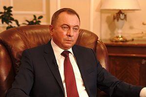 Belarus sẵn sàng đàm phán với đối tác nước ngoài về khủng hoảng hậu bầu cử