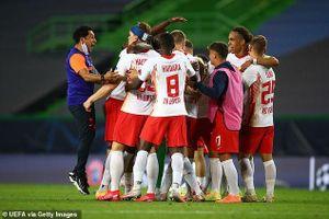 Đánh bại Atletico Madrid, RB Leipzig đối đầu PSG ở bán kết Champions League
