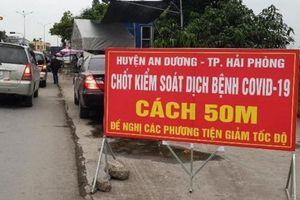 Hải Phòng: Quyết tâm không để Covid-19 xâm nhập vào thành phố