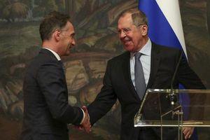 Nga, Đức 'bắt tay' quyết tâm hoàn thành Dòng chảy Phương Bắc 2