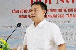 Chủ tịch UBND TP Yên Bái từ trần