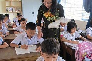Chưa thực hiện chế độ phụ cấp thâm niên nhà giáo