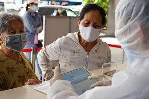 TP HCM: Kết thúc lấy mẫu xét nghiệm Covid-19 người về từ Đà Nẵng