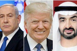 Israel - UAE ký thỏa thuận bình thường quan hệ