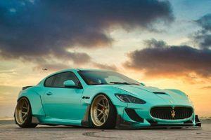 Siêu xe Maserati Gran Turismo Sport độ hiếm nhất trên thế giới