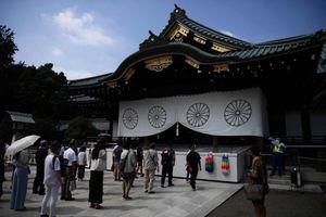 Hàn Quốc 'quan ngại sâu sắc' việc quan chức Nhật Bản thăm đền Yasukuni