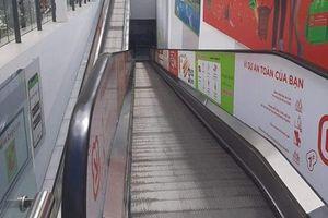 Người phụ nữ bị xe đẩy hàng trong siêu thị tông tử vong