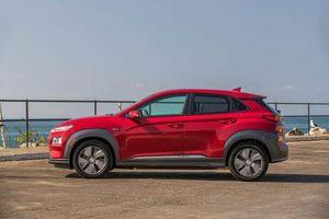 Top 10 xe SUV đẹp nhất thế giới: Vinh danh Hyundai Kona Electric