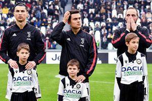 Juventus 'hy sinh' Dybala và Higuain nhằm giữ Ronaldo