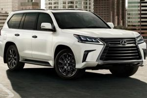 Lộ diện phiên bản giới hạn Inspiration Series của Lexus LX 2021