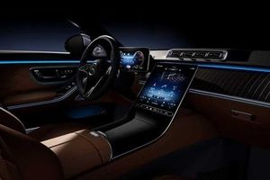 Lộ diện Mercedes-Benz S-Class 2021 sắp ra mắt