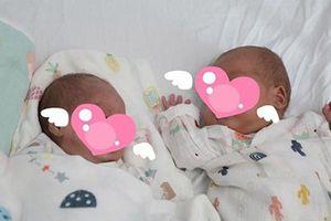 'Cuộc chiến' giành sự sống cho 2 bé sinh non lúc 25 tuần