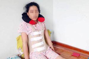Người vợ bị chồng bạo hành ở Quảng Bình: 'Cứ uống rượu về là anh ta lại chửi rồi đánh'