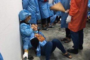 Công an vào cuộc điều tra vụ 6 công nhân kỹ thuật điện tử Tonly Việt Nam bị ngất