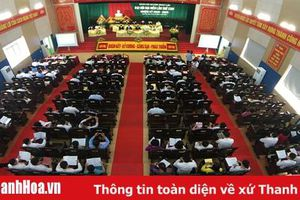 Đại hội đại biểu Đảng bộ huyện Ngọc Lặc lần thứ XXIV, nhiệm kỳ 2020 - 2025