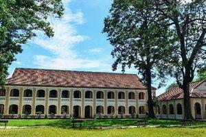Bình Định: Kiệt tác nghệ thuật nhà thờ Lòng Sông