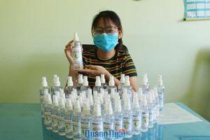 Góp sức phòng, chống dịch Covid-19