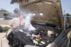 Các cách để động cơ ô tô không bị quá nhiệt?