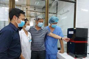 Bệnh viện C Đà Nẵng chính thức xét nghiệm khẳng định Covid-19