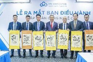 CMC ra mắt Ban điều hành mới, chuẩn hóa chức danh theo thông lệ quốc tế