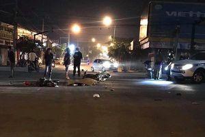 Truy tìm xe container cán chết 2 người ở Đồng Nai rồi tăng ga bỏ trốn