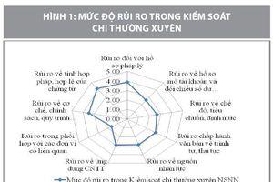 Quản lý rủi ro trong hoạt động kiểm soát chi thường xuyên NSNN qua Kho bạc Nhà nước Trà Vinh