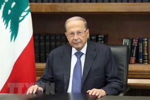 Liban khẳng định không có sự chậm trễ trong công tác điều tra vụ nổ