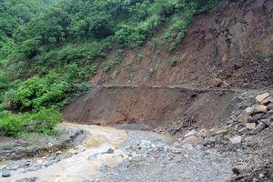 Mưa lớn tại tỉnh Sơn La, một người mất tích do nước cuốn trôi