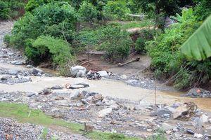 Mưa lớn tại Sơn La, một cháu nhỏ 10 tuổi bị nước cuốn trôi tử vong