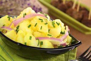Khoai tây để lạnh - thực phẩm giúp giảm mỡ bụng 'siêu tốc'
