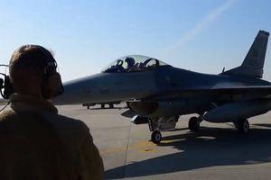Mỹ chuyển một phần tiêm kích F-16 từ Đức sang Ý