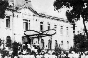 Hà Nội - Ngọn cờ đầu của Tổng khởi nghĩa