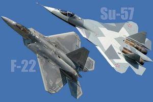 Báo Nga: F-22 chỉ có thể phát hiện Su-57 khi đã nằm trong tầm bắn