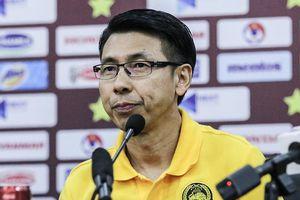 Malaysia muốn giữ chân HLV Tan Cheng Hoe