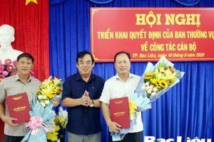 Đường quan lộ của Chủ tịch và Phó Chủ tịch TP Bạc Liêu trước khi bị kiểm điểm, cảnh cáo
