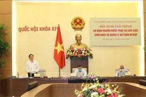 Việt Nam chịu nhiều rủi ro do phụ thuộc phần lớn vào nguồn nước sông quốc tế