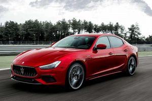 Maserati Ghibli và Quattroporte Trofeo sở hữu động cơ Ferrari