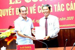 Thừa Thiên Huế: Bí thư huyện ủy giữ chức Phó Trưởng ban Nội chính Tỉnh ủy