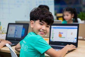 Chuyên gia công nghệ mang STEAM đẳng cấp quốc tế cho trẻ em Việt