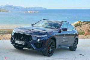 Khám phá Maserati Levante giá từ 5,5 tỷ đồng tại Việt Nam