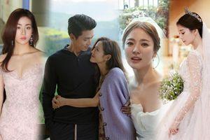 3 bạn gái cũ đã lấy chồng, khi nào Hyun Bin mới chịu cưới Son Ye Jin?