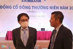 Eximbank hoãn đại hội cổ đông lần 3
